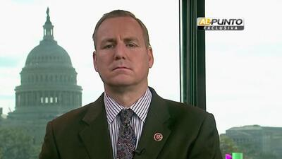 Jeff Denham: estatus legal a dreamers enlistados en las Fuerzas Armadas