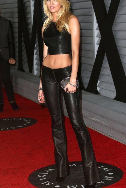 Actrices, cantantes y modelos asistieron con sus mejores outfits a este...