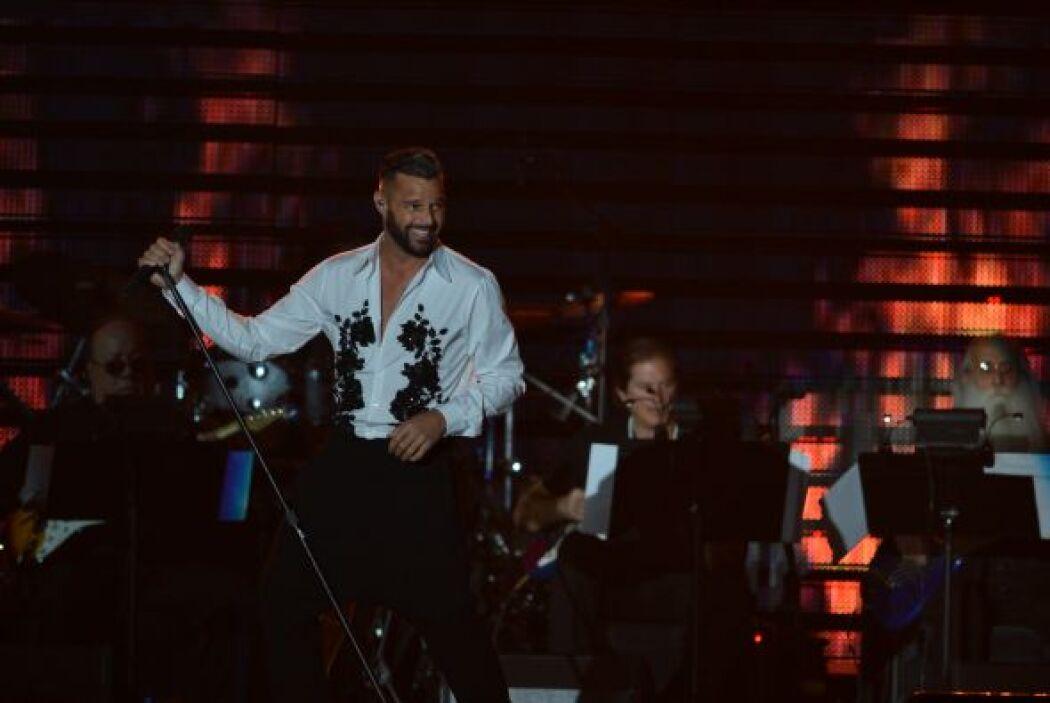 Miguel Bosé la Persona del Año en Latin GRAMMY 2013 fue homenajeado por...