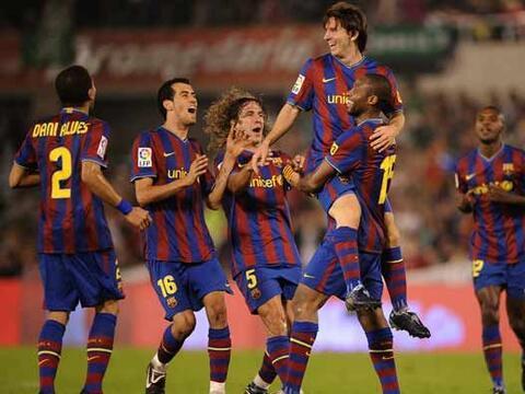 Barcelona, el equipo de moda en la actualidad, encarará el Cl&aac...