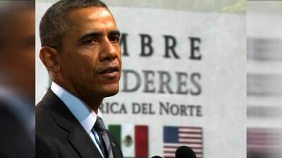 Obama y Peña Nieto sobre sus compromisos