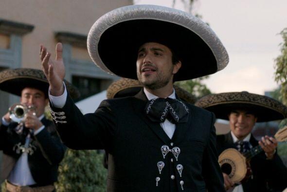 En 2014 dio vida a Alejandro Fernández pero no 'El Potrillo', sino un ma...