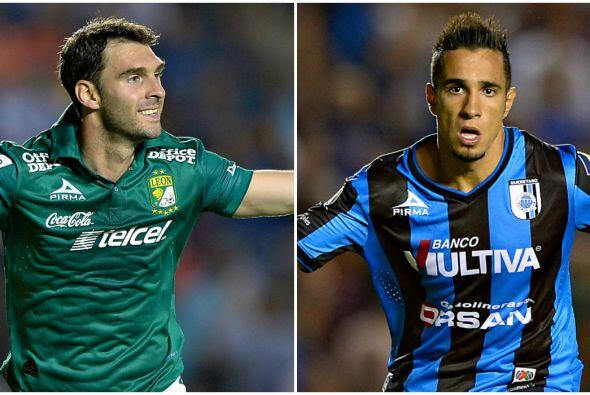 El argentino Mauro Boselli y el brasileño Camilo Sanvezzo se convirtiero...