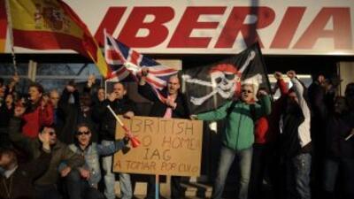 El conflicto se originó en protesta por los planes de reestructuración d...