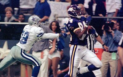 Recuerdo de Thanksgiving | Randy Moss cobró venganza ante los Cowboys en...