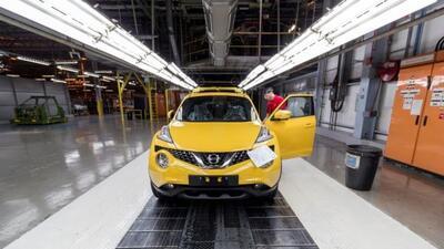 Comenzó la producción del nuevo Juke en Europa.