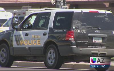 Reportan extraña situación entre adolescente y adulto en Peoria