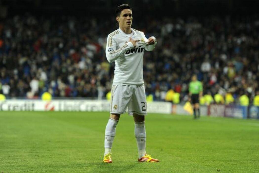 José Callejón: la sorpresa positiva de la temporada. El único fichaje qu...