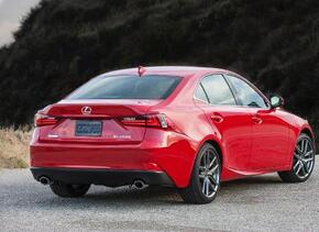Lexus IS 200t 2016