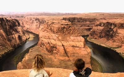 Camila Sodi en Arizona