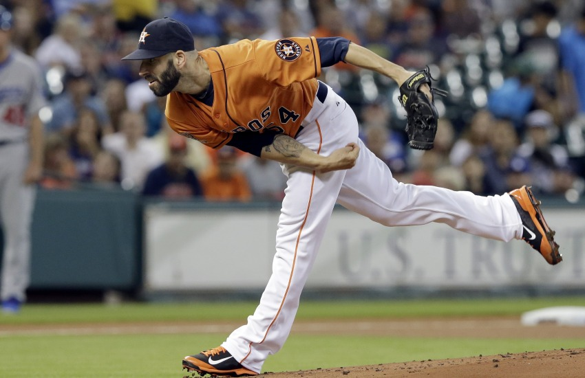 Fiers lanzó juego sin hit.