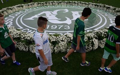 Arena Conda, el estadio del Chapecoense donde despedirán a los ju...