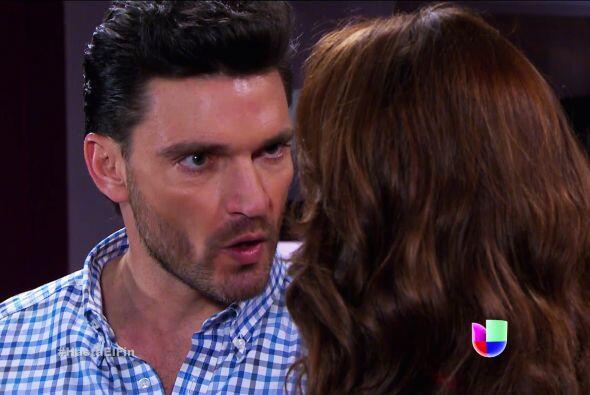 No entiendes Patricio, ni todas las humillaciones de Sofía te han hecho...