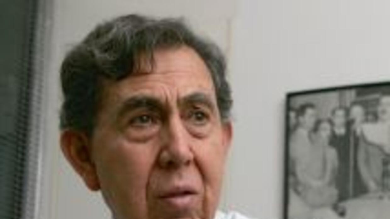 Cuauhtémoc Cárdenas, líder moral y fundador del izquierdista Partido de...