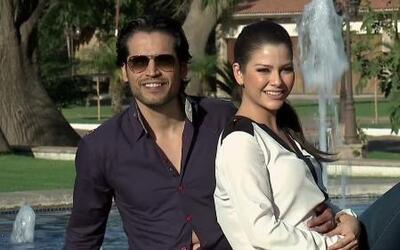Ana Patricia y Luis Carlos fueron a Guadalajara a preparar la boda