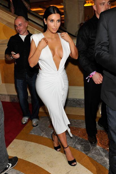 No cabe duda que Kim es una gran empresaria, y de todo trata de sacar ve...