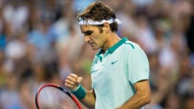 Roger Federer consiguió 300 victorias en Masters 1000.
