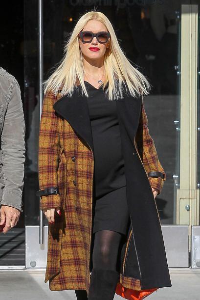 Gwen está esperando su tercer bebé. Mira aquí los v...