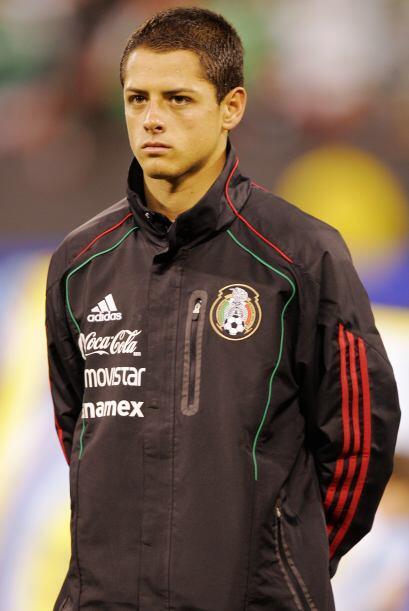 Sin lugar a dudas el 'Chicharito' Hernández es su estrella y el delanter...