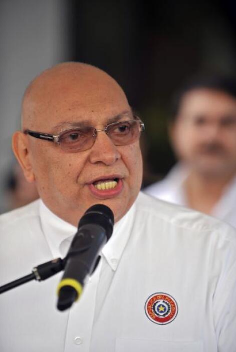 Fernando Lugo: El escándalo para el presidente de Paraguay es pan de tod...