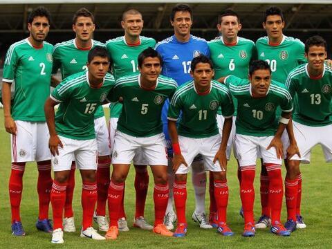 México dio la vuelta a la ventaja de Holanda y alcanzó, po...