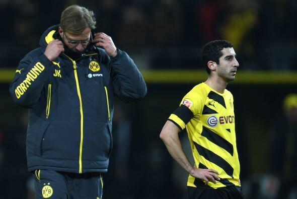 El Dortmund está más enfocado ahora a luchar por la perman...
