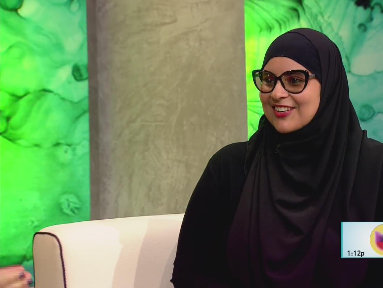 Mujer musulmana en carrera por un puesto en la Legislatura