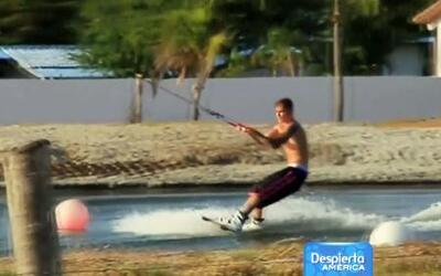 Mira cómo se divirtió Justin Bieber en Panamá