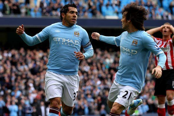 2-0 para el 'Man-City' más que justo tanto por el nivel de su jue...