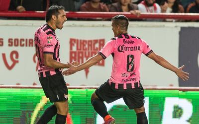 Necaxa superó 3-2 a Veracruz