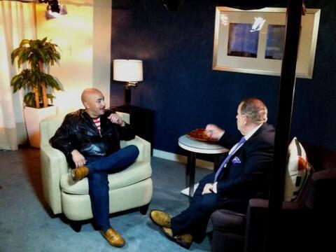 Lupillo Rivera ofreció una conmovedora entrevista a Raúl d...