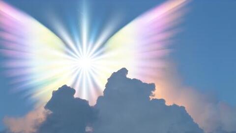 Utiliza la luz de los ángeles para protegerte de cargar energías negativas