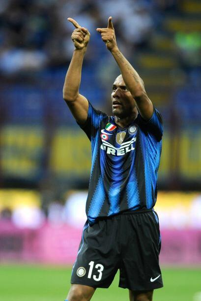 Y su actuación la concluyó con el segundo gol del Inter, o...
