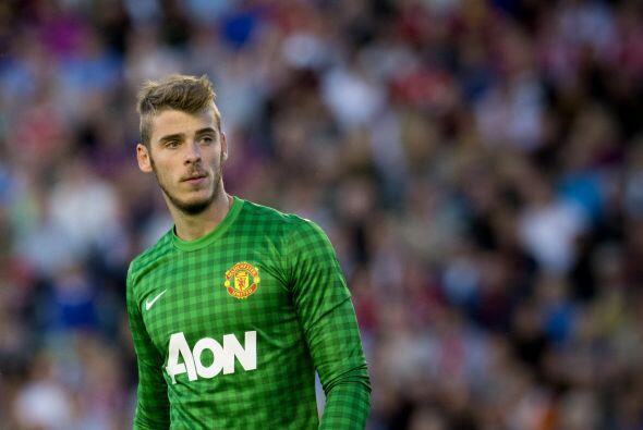 David mantuvo su arco sin goles recibidos y el United se impuso por 3-0...