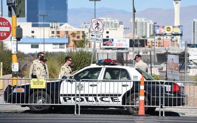 Policía de Las Vegas no ayudará a agentes de ICE en los operativos contr...