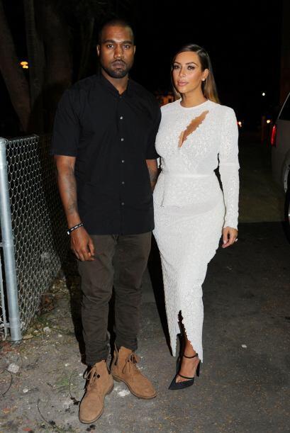 ¡Kim Kardashian llevaba varias semanas siendo un crimen 'fashionista' ha...