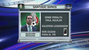 Baños desmiente que los Dos Santos no fueron convocados por una situació...