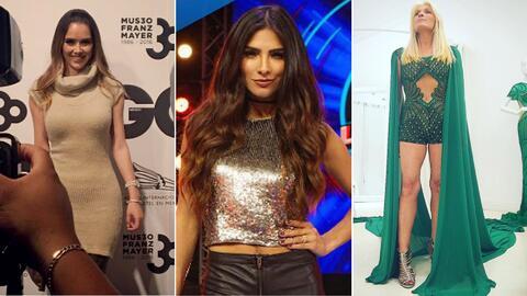 Ale Espinoza, Marlene y Yuri convencieron con sus modelitos los Detectiv...