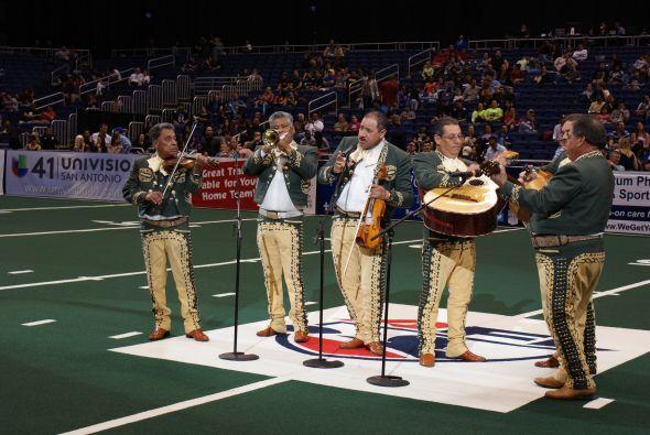San Antonio Talons vs. Iowa Barnstormers