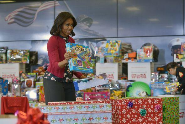 La ilusión de muchos niños se verá coronada esta Navidad.