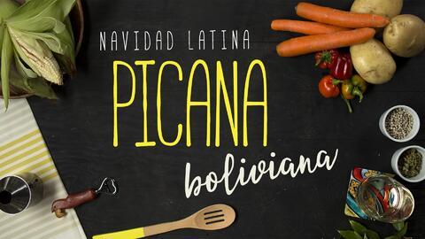 """Picana - El Recetario """"Navidad Latina"""" #ComoEnCasa"""