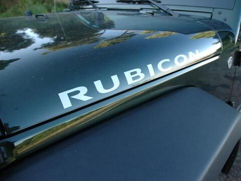 EL Wrangler Rubicon es la versión más famosa de este depor...