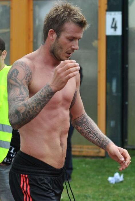 Y cerramos nuestro conteo con uno de nuestros favoritos, Beckham quien a...