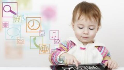 Practica la lectura con tu bebé. Utiliza estas herramientasque te brind...