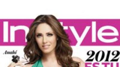 La ex RBD es la nueva portada de la edición de enero de la revista In St...