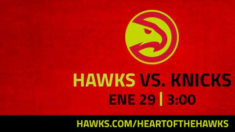 Hawks VS. Knicks