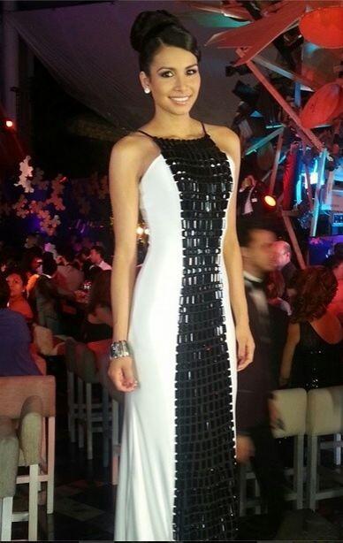 Así lució Marisela en la gala de los premios TVyNovelas. ¡Espectacular!