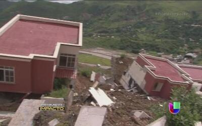Decenas de familias timadas al venderles casas sobre falla geológica