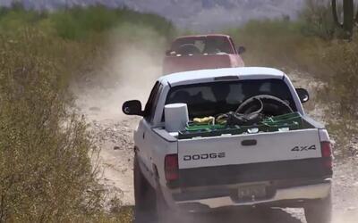 'Arizona en un Minuto': autoridades intentan identificar los restos huma...