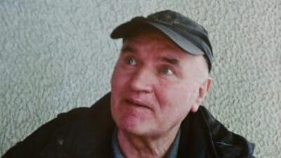 Ratko Mladic está acusado de dos genocidios, exterminación, asesinato, d...